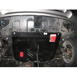 Hyundai iX55 Motor und Getriebeschutz - Alluminium