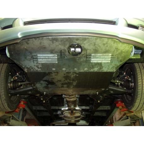 Hyundai Matrix Motor und Getriebeschutz 1.8 - Stahl