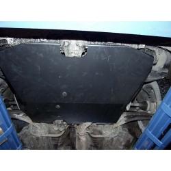 Hyundai Santamo Motor und Getriebeschutz 2.0 - Stahl
