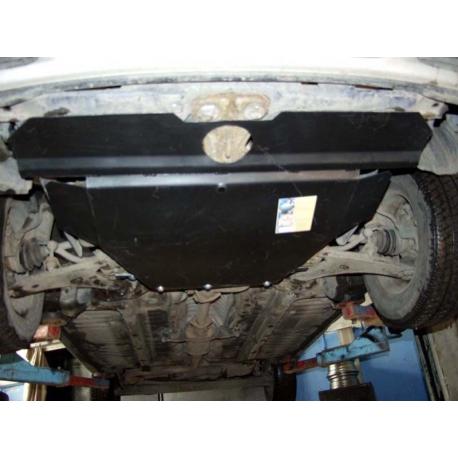 Hyundai Sonata I Motor und Getriebeschutz - Stahl
