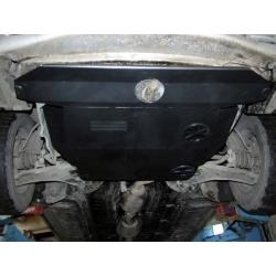 Hyundai Sonata II Motor und Getriebeschutz - Stahl