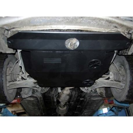 Hyundai Sonata III Motor und Getriebeschutz - Stahl
