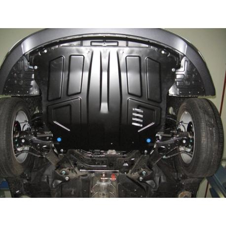 Hyundai Sonata Motor und Getriebeschutz 2.0AT, 2.4AT - Stahl
