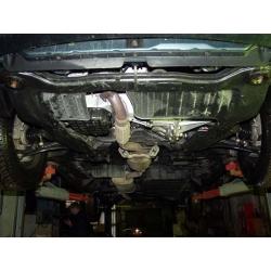 Hyundai Trajet Motor und Getriebeschutz - Stahl