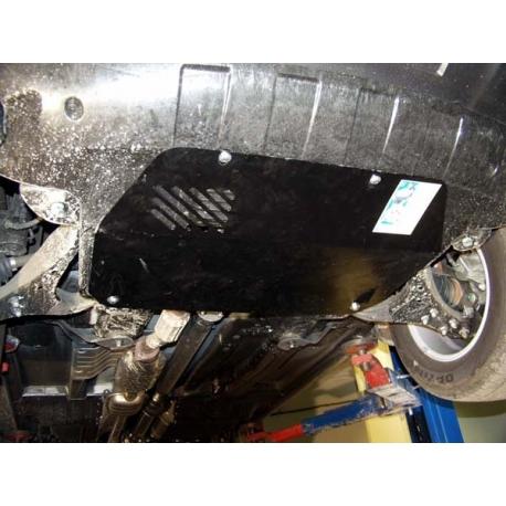 Hyundai Tucson Motor und Getriebeschutz - Alluminium