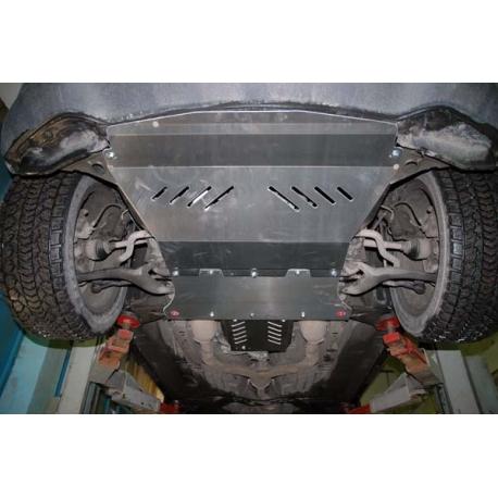 Infiniti FX 35 Unterfahrschutz 3.5 - Alluminium