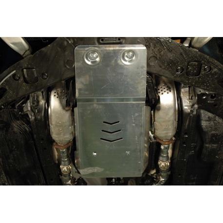 Infiniti FX 35 / QX 70 (Automaticgetriebe schutz) 3.0TD, 3.5 - Alluminium