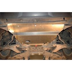 Infiniti FX 50 / QX 70 Unterfahrschutz 5.0 - Alluminium