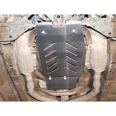Infiniti G 35 X / Q 50 / Q 60 (Automaticgetriebe schutz) 3.5, 3.7 - Alluminium
