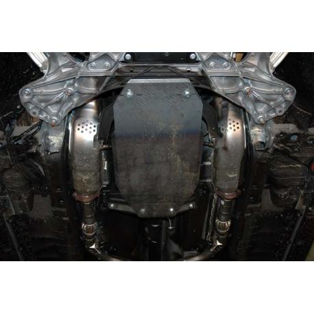Infiniti G 37 S / Q 50 / Q 60 / Q 70 (Automaticgetriebe schutz) 2.5, 3.7 - Alluminium