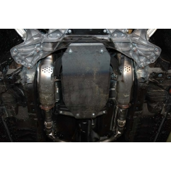 Infiniti M 25 (Automaticgetriebe schutz) 2.5 AT - Alluminium