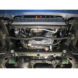 Isuzu D - Max Getriebeschutz 2.5 TD, 3.0 TD - Alluminium