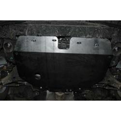 KIA Carens Motor und Getriebeschutz - Stahl