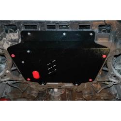 KIA Carnival Motor und Getriebeschutz 2.7 - Stahl