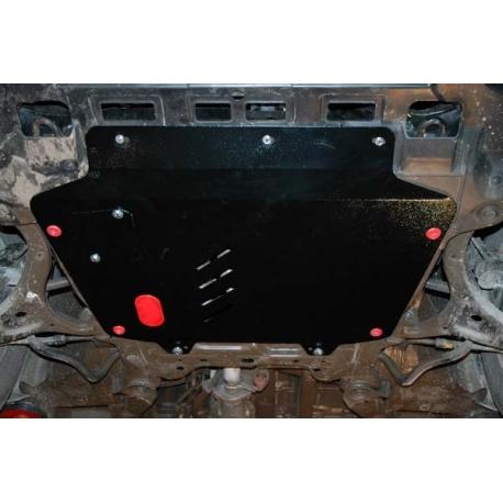 KIA Carnival Motor und Getriebeschutz 2.7 - Alluminium