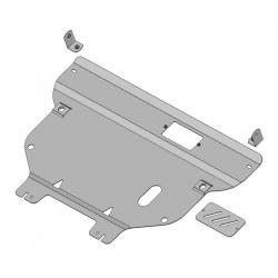 KIA Magentis Motor und Getriebeschutz - Stahl