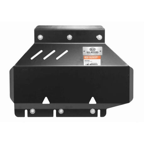 Kia Mohave Unterfahrschutz 3.6, 3.0D - Stahl