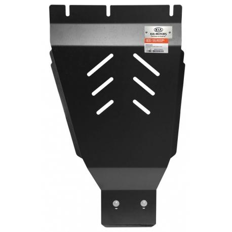 Kia Mohave Getriebeschutz 3.6, 3.0D - Stahl