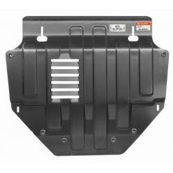 KIA Rio II Motor und Getriebeschutz - Stahl