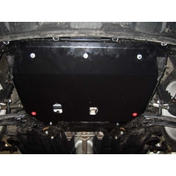 KIA Soul Motor und Getriebeschutz 1.6, 1.6Diz - Stahl