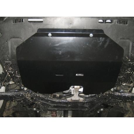 KIA Sportage III Motor und Getriebeschutz 2.0 - Stahl