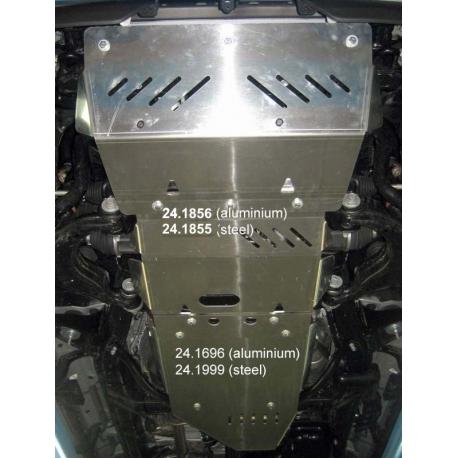 Lexus GX Getriebeschutz 4.7 - Alluminium