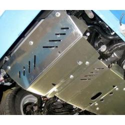 Lexus GX (Abdeckung unter den Motor und die Lenkung) 4.7 - Stahl