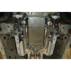 Lexus IS 250 C (Automaticgetriebe schutz) 2.5 AT - Stahl