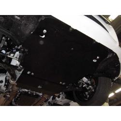 Lexus IS-F Unterfahrschutz 5.0 - Stahl