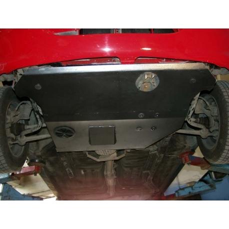 Mazda 121 Motor und Getriebeschutz 1.3, 1.8 D - Stahl