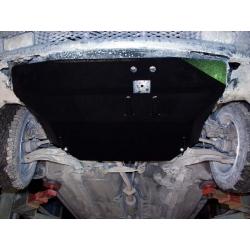 Mazda 323 VI Motor und Getriebeschutz - Stahl