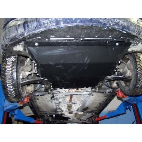 Mazda 3 Motor und Getriebeschutz 1.6 D, 2.0 - Stahl