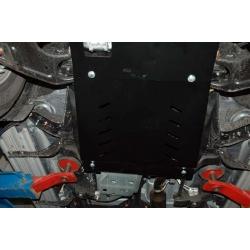 Mazda BT - 50 Getriebeschutz - Alluminium