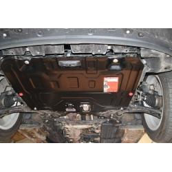 Mazda CX-7 Motor und Getriebeschutz 2.3, 2.2 CDI, 2.5 - Stahl