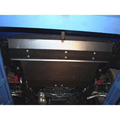 Subaru Impreza Motor und Getriebeschutz 2.0 - Stahl