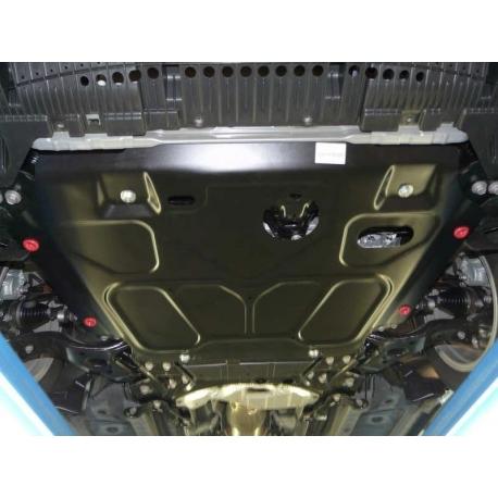 Toyota Auris Motor und Getriebeschutz außer 1.3l - Stahl