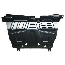 Toyota Avensis Motor und Getriebeschutz - Alluminium