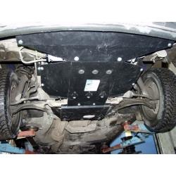 Volvo S90 (Automaticgetriebe schutz) 2.9 - Stahl