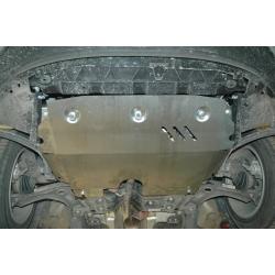VW Polo Motor und Getriebeschutz 1.2, 1.4 - Stahl