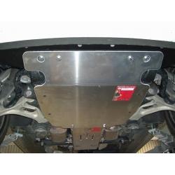 VW Touareg Unterfahrschutz 3.0 TDI, 4.2 TD - Alluminium