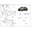 Audi A4 (kryt pod motor) 1.6 - 2.0, 1.9TDi