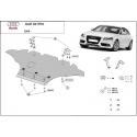 Audi A4 New (kryt pod motor) 1.8, 2.0 TFSI quattro, 2.0TDi