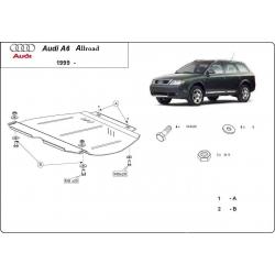 Audi Allroad (kryt pod převodovku)