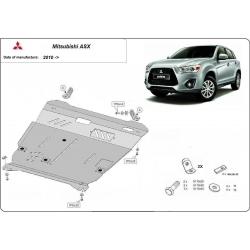 Mitsubishi ASX (kryt pod motor)