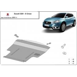 Suzuki Sx4 S- Cross Unterfahrschutz - Stahl