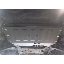 Ford Transit/Tourneo Custom Motor und Getriebeschutz 2.2 TDCi - Stahl