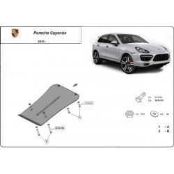 Porsche Cayenne Getriebeschutz - Stahl