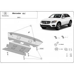 Mercedes GLC Unterfahrschutz - Stahl
