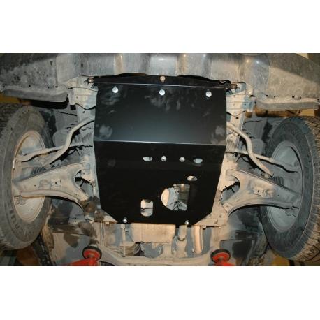 Daihatsu Terios 3 Unterfahrschutz 1.5 4x4 - Stahl