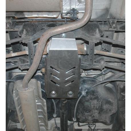 Dacia Duster (Schutz für Differential hintere Achse) 4x4 Model - Stahl